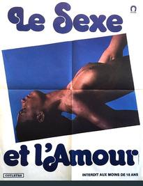LE SEXE ET L'AMOUR BOX OFFICE FRANCE 1972