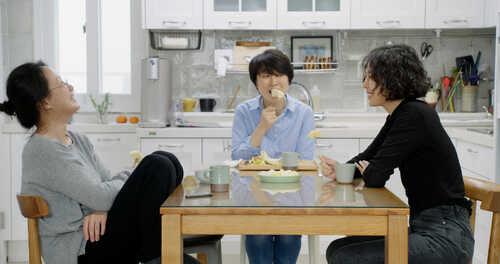 LA FEMME QUI S'EST ENFUIE de Hong Sangsoo, Ours d'Argent du Meilleur Réalisateur à la Berlinale 2020 - Le 30 septembre 2020 au cinéma