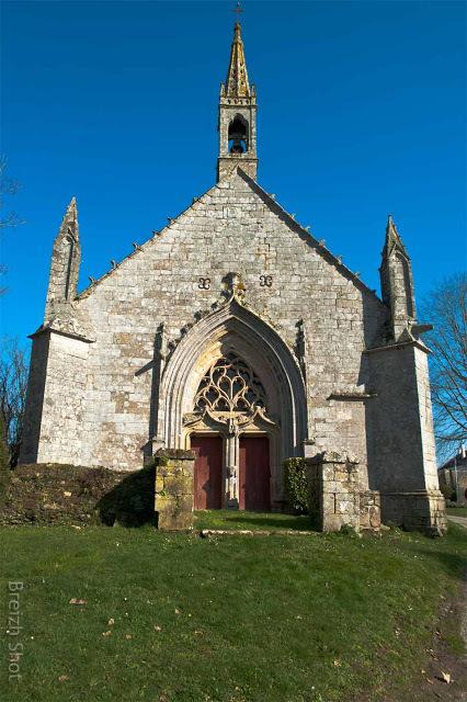 chapelle Saint-Nicolas - Pluméliau