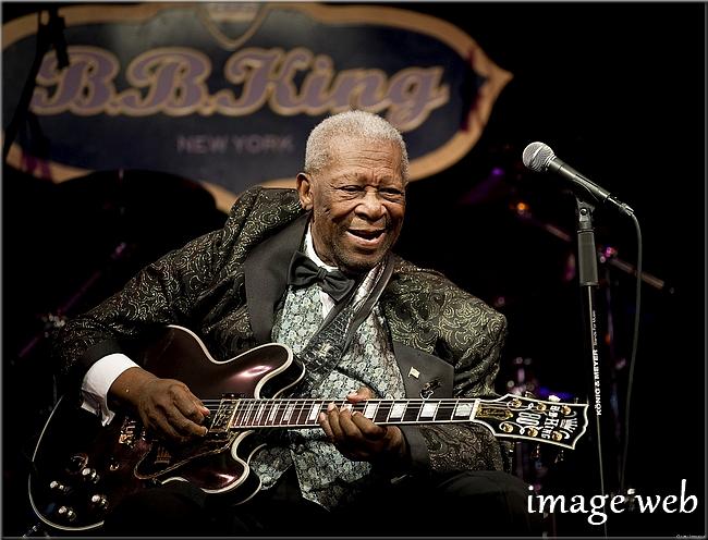 B.B. King, le roi du blues, est décédé en ce mois de mai 2015, à l'âge de 89 ans