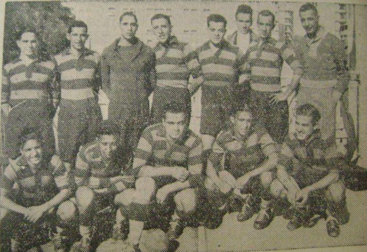 MCA - Olympique Marocain 1935/1936