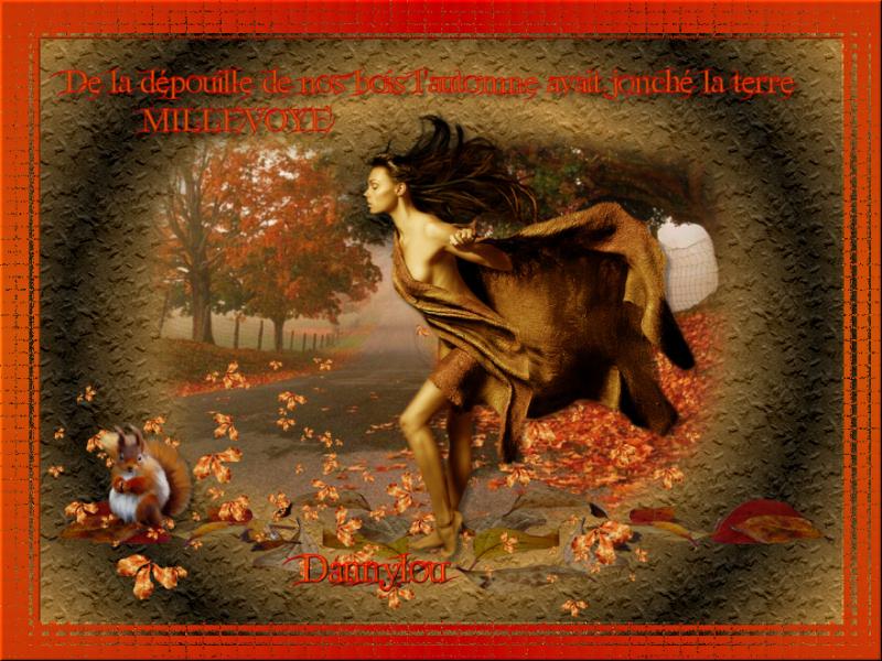 petits derniers d'automne