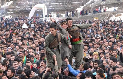 Newroz à Hakkari