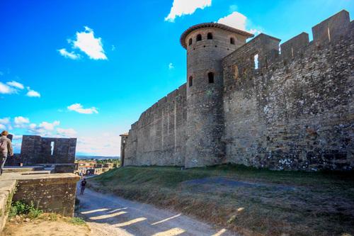 tour gallo romaine de la charpentière et du moulin d'avar