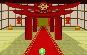 Jouer à Locked in escape - Temple