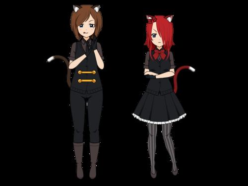 [Miliana & Kai] Phantom thieves