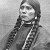 Nespelem woman - circa 1900