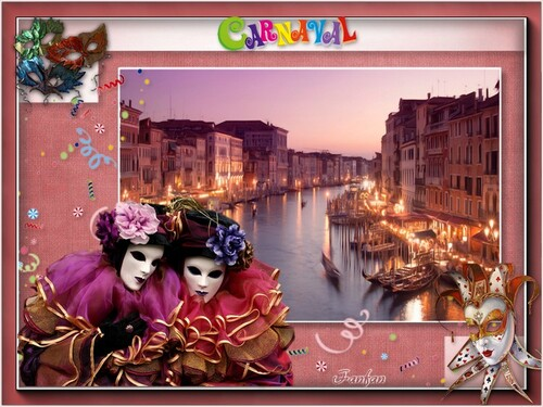 Carnaval chez Nastia .