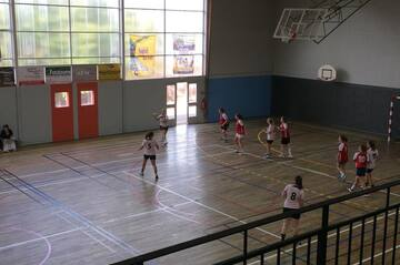 SMH B féminines / Carentan