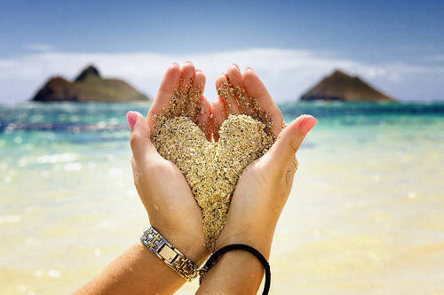sand, summer, sunnyday, ocean, water, heart, summertime, beach, beautiful, bracelets, hands