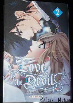 Love is the Devil - tome 2
