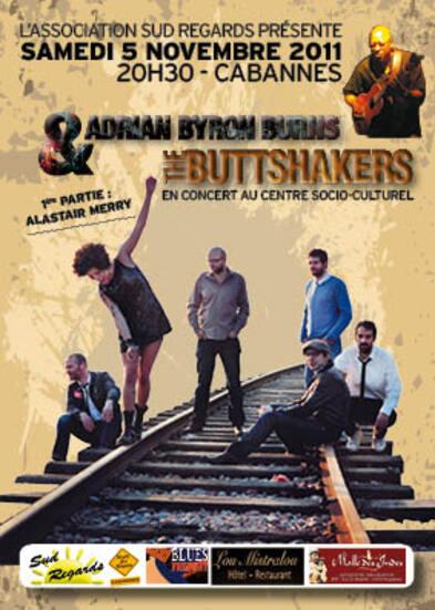 CABANNES : Nuit du Blues 2011