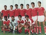 1/8ème de Finale Aller  MP Alger - Ahly du Caire (Égypte) 1-0