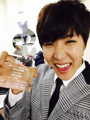 Les BTS ont remporté un prix !