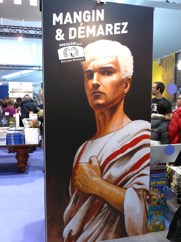 Le festival de la BD d'Angoulême (7)  Quelques belles affiches !