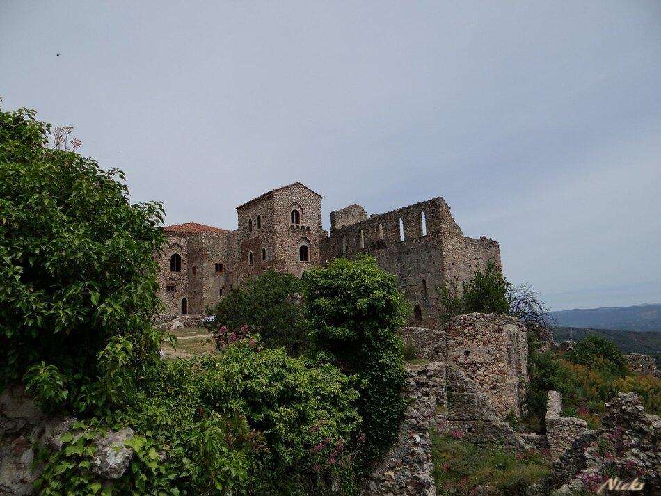 Mistra ,Grèce,