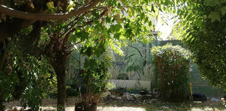 le jardin de bernadette