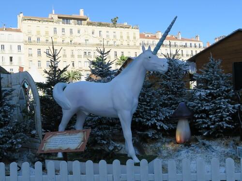 Le marché de Noël 2018 à Toulon