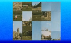 Jouer à Chateau de Warwick swap puzzle