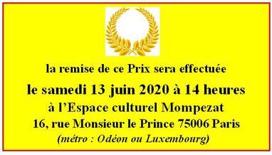 Prix Sophocle