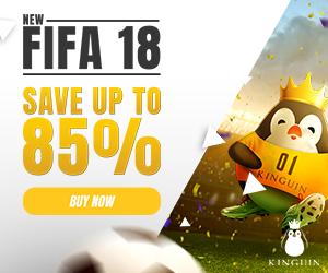 Kinguin FIFA 18 300x250