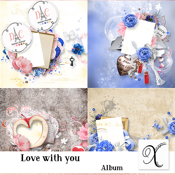 Love with you Album