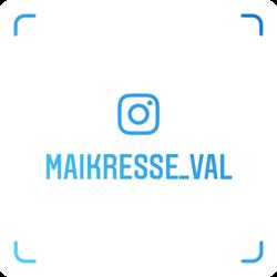 Maikresse Val sur Instagram