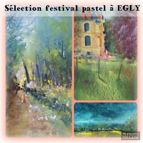 Sélection pour le 2eme Festival du Pastel à EGLY