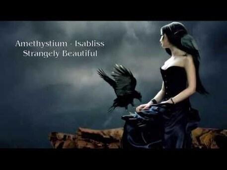 AMETHYSTIUM - Strangely Beautiful (2008)  (Musiques pour l'âme)
