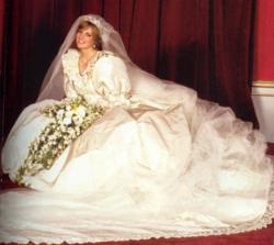 Classée la plus belle robe de mariée de l'Histoire