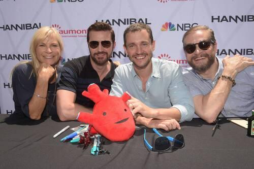 Comic Con de San diego, 11 Juillet 2015