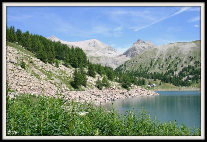 Lac d'Allos - Verdon