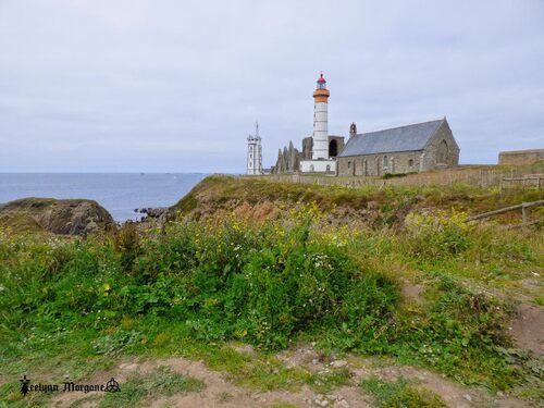La pointe Saint Mathieu (Finistère)