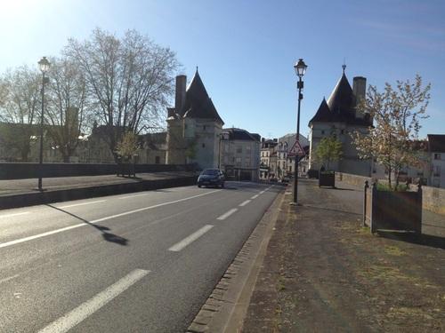 Châtellerault - Le pont Henri IV