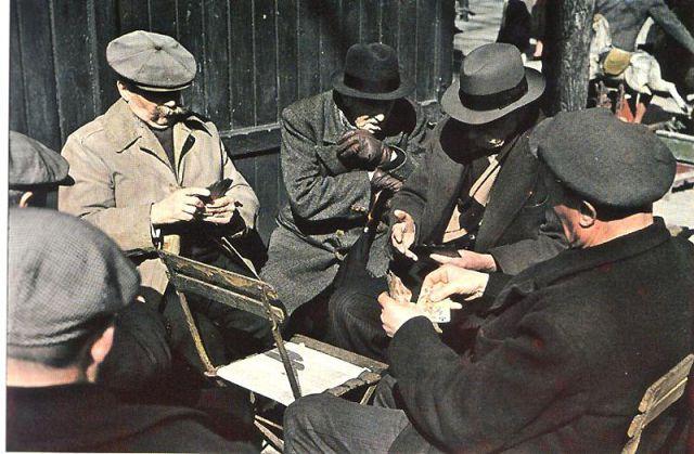 Andre Zucca: Nazi Propaganda Photos - Paris during WW228