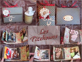 Album sac Les Pitchouns