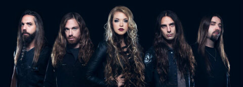 "THE AGONIST - ""The Raven Eyes"" (Clip)"