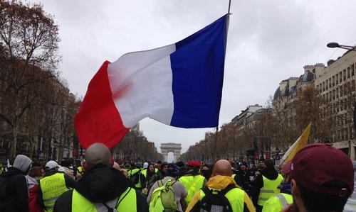 SAMEDI 15 décembre 2018 : « Appel national à manifester – Soutien total aux Gilets Jaunes »