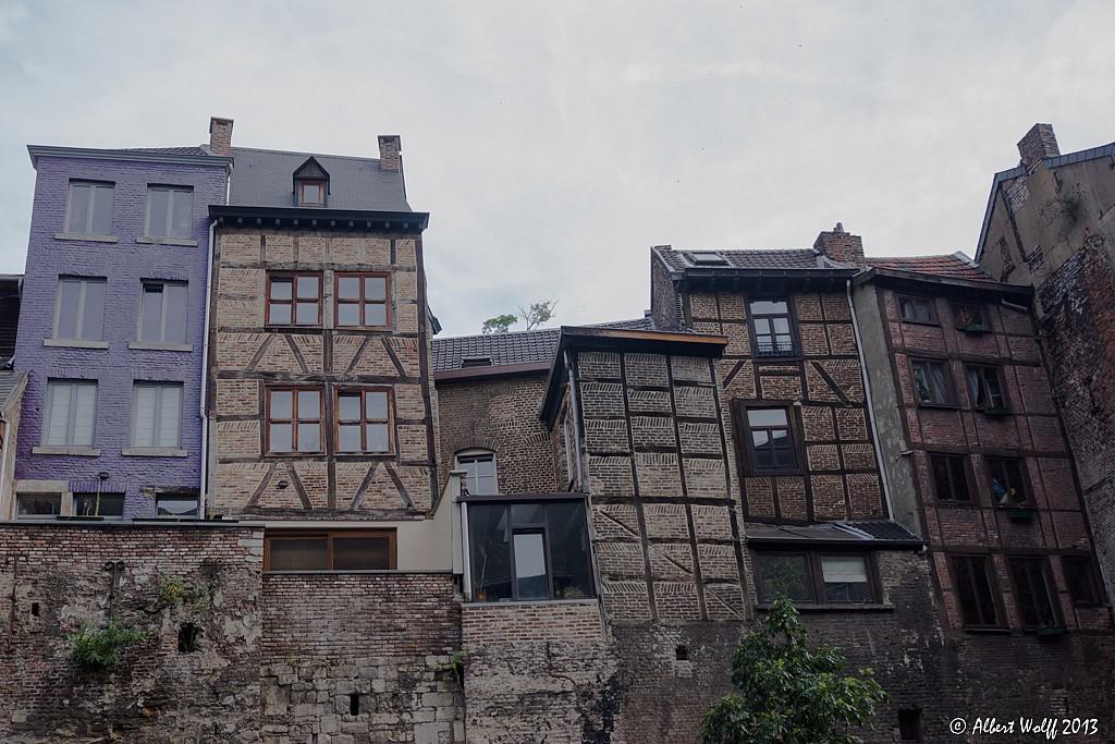 Liège : Vieille ville parfois mystérieuse