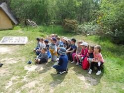 Sortie scolaire à Monteneuf en CP et en CE1