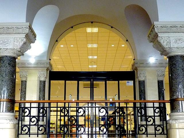 Le hall de la Grande Poste de Metz 1 Marc de Metz 30 09 201