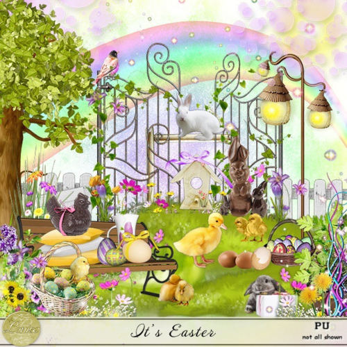 """It's Easter"" by Louise L"