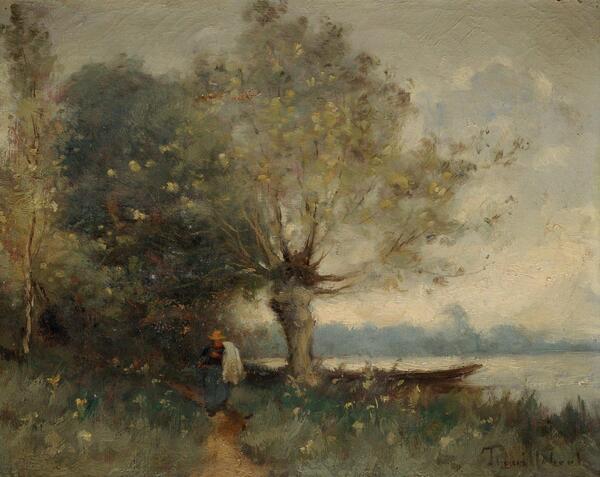 Peinture de :