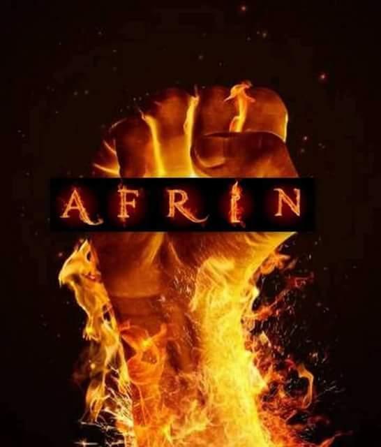 #Rojava #Efrin