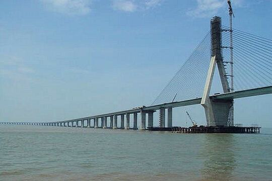 pont de la baie d'hangzhou