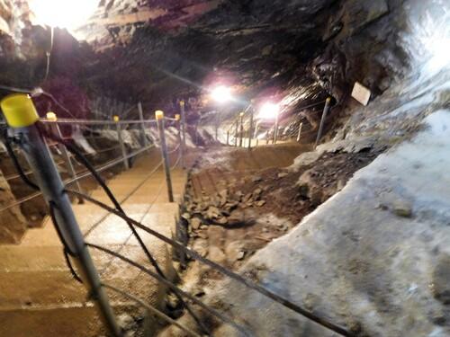 Miniera Gaffione Schilpario BG Lombardia Italie