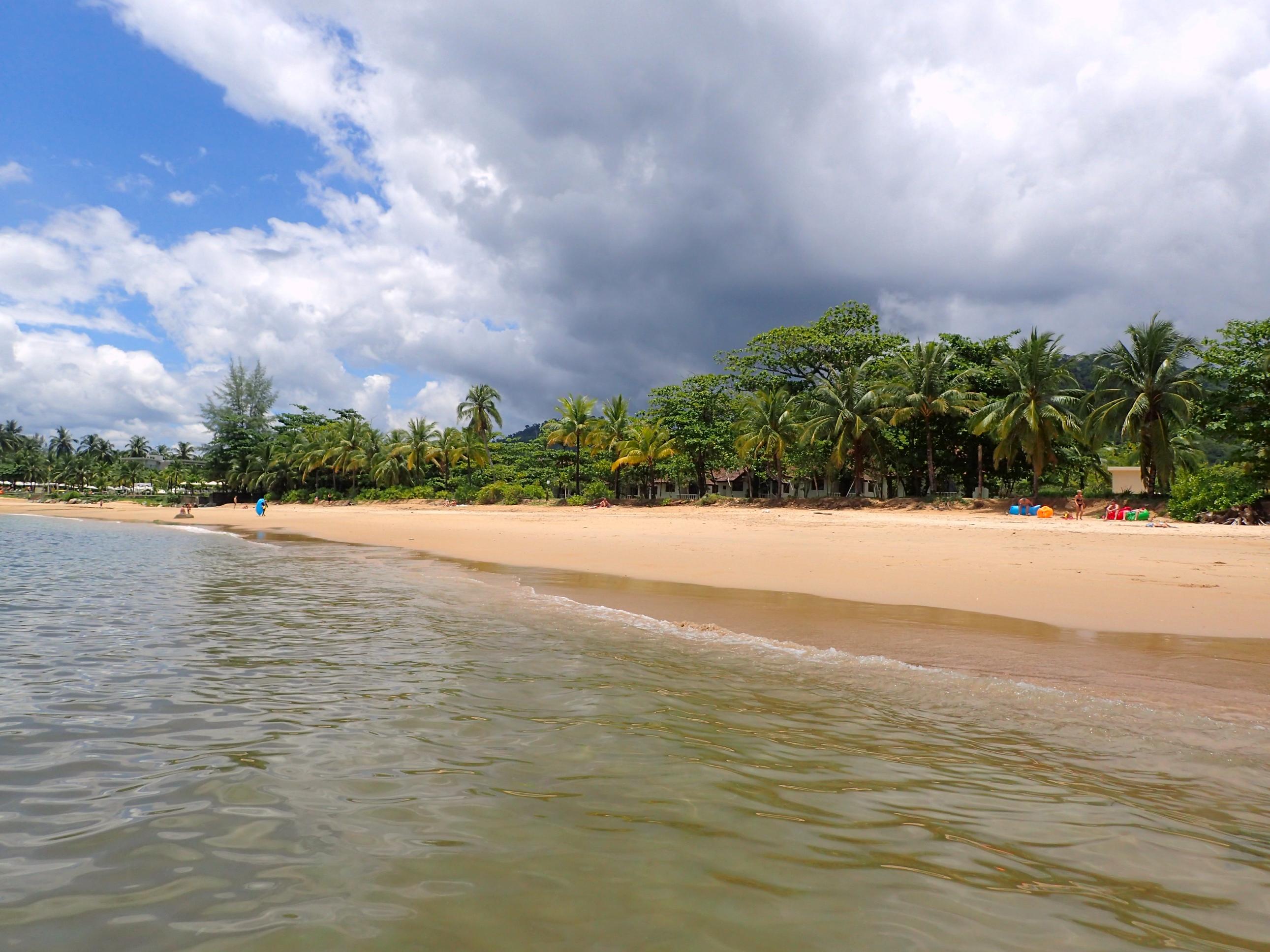 plage Khao Lak