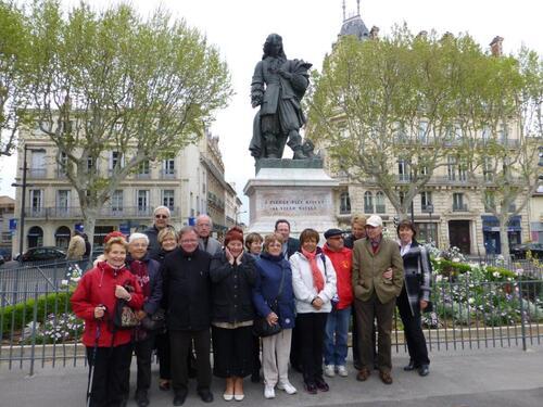 Capimont visite Béziers
