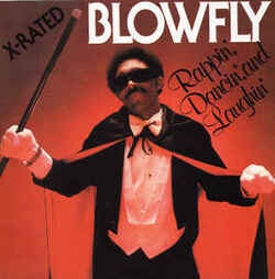 Blowfly - Rappin', Dancin' & Laughin' - Complete LP