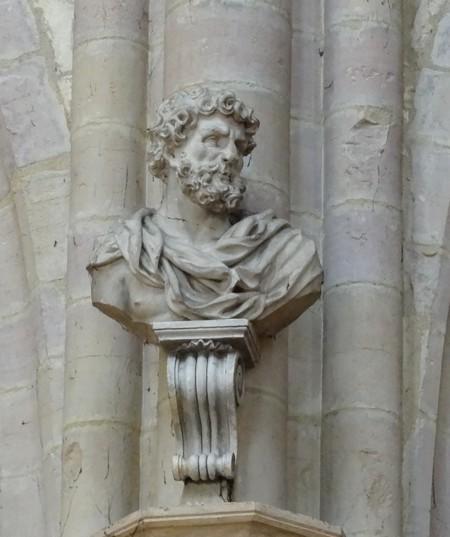 Jean Dubois, sculpteur dijonnais, maître de la sculpture religieuse et funéraire